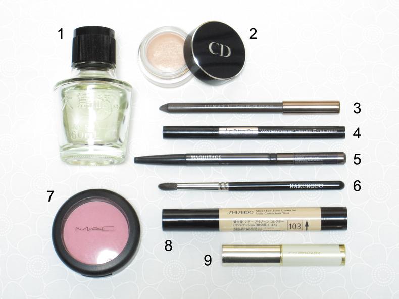 私を構成する9つの美容アイテム